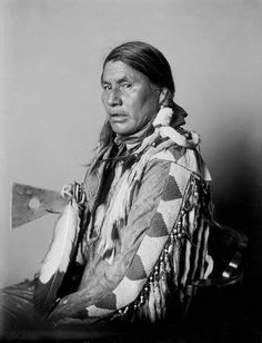 Little Dog, An American Indian of the Blackfoot Nation 1903.