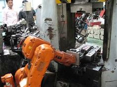 automatic hammer, forging lines