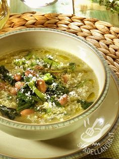 Tuscany Food, Panda Food, Beef Tagine, Healthy Cooking, Healthy Recipes, Confort Food, Vegetable Soup Healthy, Italian Soup, Best Italian Recipes