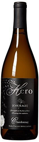 Hero Cellars Napa Chardonnay Wine Proceeds Benefit Women Veterans Alliance ALS Sac Chapter *** Click on the image for additional details.  This link participates in Amazon Service LLC Associates Program, a program designed to let participant earn advertising fees by advertising and linking to Amazon.com.