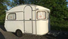 Constructam Condor 4 Vintage/Retro Caravan