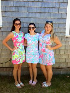 bostonbelles:  Lilly and jacks, a perfect match!