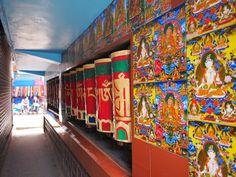 Dharamsala est une ville du nord de l'Inde, située dans l'État de l'Himachal Pradesh. Elle est parfois appelée la petite Lhassa car elle est la terre d'accueil du 14e Dalaï-lama, Tenzin Gyatso, actuellement en exil du Tibet. Dharamsala est située dans la vallée de Kangra, sur les bords des montagnes Dhauladar.
