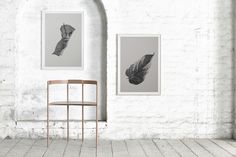 Sabi Leaf 01 & 04 by Norm Architects. Find print at https://paper-collective.com/product/sabi-leaf-01/ and https://paper-collective.com/product/sabi-leaf-04/ #papercollective #norm #normarchitects #botanic #nature #leaf #art #photo #photography #monochrome #grey #print #poster #posterdesign #design #interior #home #decor #homedecor #wallart #artprint