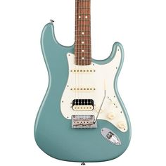 Fender American Professional Stratocaster HSS Shawbucker Rosewood Fingerboard Electric Guitar Sonic Gray