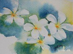 """Summer Day"" watercolor by   Gretchen Bjornson ART"