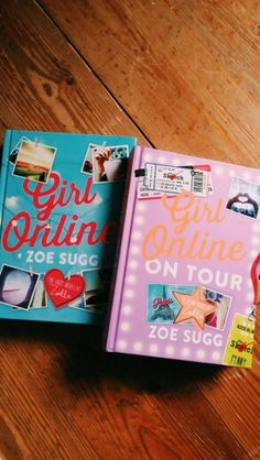 Girl Online & Girl Online On Tour by @officialzoella Review: http://www.picnicreads.blogspot.com.au/2015/11/friday-double-review-girl-online-girl.html