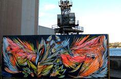 Fantastically Original Street Art Creatures - My Modern Metropolis
