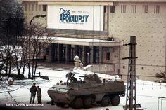 Stan wojenny w Polsce 13 grudnia 1981 KINO MOSKWA nie istnieje film CZAS APOKALIPSY  z MARLONEM BRANDO