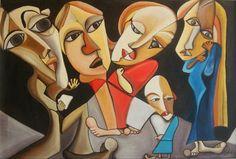 Relações de poder na familia, de Cybele Ramalho