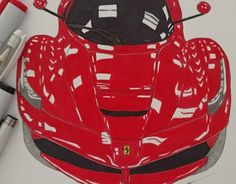 "Check out new work on my @Behance portfolio: ""Ferrari"" http://be.net/gallery/44253697/Ferrari"