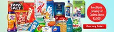 Grocery.gurgaonbazaar.co.in (Gurgaonbazaar Private Limited) is online food and grocery store. With over 10,000 products and over a 2000 brands in our catalogue you will find everything you are looking for. Right from fresh Fruits and Vegetables,