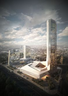 CGarchitect - Professional 3D Architectural Visualization User Community | Kunming Mixed Use 01