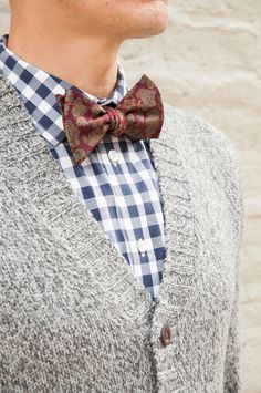 Bow ties aren't just for holidays, guys. Shop our premium selection of bow ties for just $19 at The Tie Bar