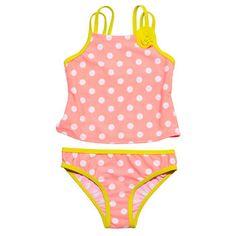 2-Piece Tankini Swimsuit