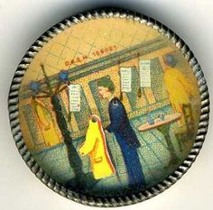 Dexterity puzzles - also known as palm puzzles, games of skill and hand-held games - have been a source of fascination for adults and children since the Nineteenth Century. See more of these and other fascinating items at http://www.projectb.com/gallery/show/4