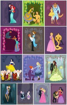 Disney Prom