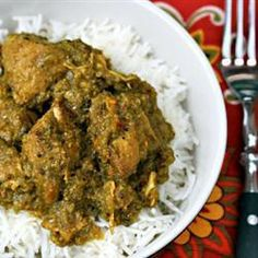 Goan Chicken Vindaloo