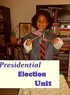 Presidential Election Unit from My Little Princess World