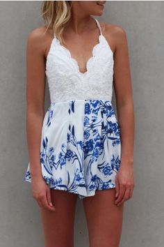 FREE SPIRIT PLAYSUIT $59 SHOP ll http://www.jeanjail.com.au/ladies/free-spirit-playsuit.html