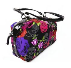 I love me some Betsey Johnson skull purses. I own this one.