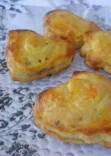 Mini-bouchées à la viande hachée (mini tourtes)