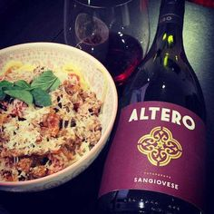 Altero 2018 Sangiovese from Fleurieu Peninsula #wine #wineblog #wineandfood