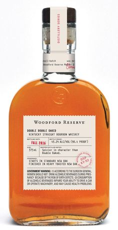 Louisville, KY—Woodford Reserve announces the latest Distillery Series expression, Frosty Four Wood. Unveiled in July the Distillery Series is Woodford Reserve's latest line of complex offeri… Whiskey And You, Cigars And Whiskey, Scotch Whiskey, Bourbon Whiskey, Bourbon Barrel, Whiskey Label, Whiskey Bottle, Woodford Reserve, Spiritus