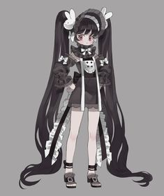 Character Creation, Game Character, Character Concept, Game Concept Art, Cute Characters, Female Characters, Fantasy Characters, Manga Anime, Anime Art