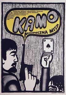 An Extraordinary Assignment, Polish Movie Poster