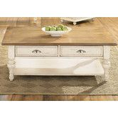 Found it at Wayfair - Ocean Isle Occasional Coffee Table