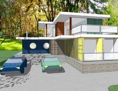 see also: airline storage containers used.  http://dornob.com/diy-used-cargo-homes-shipping-container-house-plans/#