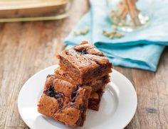 Gingerbread brownies Yahoo Beauty
