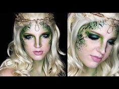 (4) Forest Fairy Makeup Tutorial - YouTube