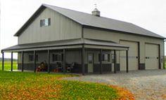 Troy Built Buildings - Custom Built Pole Barns and Metal Buildings in Findlay Ohio
