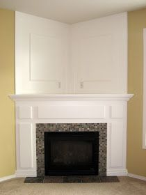 Starter home to Dream home: Fireplace: The Reveal