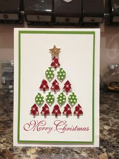 Oakfield Crafts: Merry Minis Punch Pack