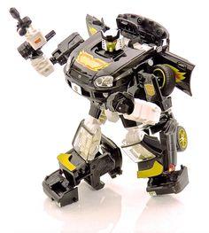 Transformers Alternators Ricochet