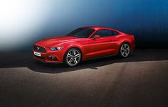 Nouvelle Ford Mustang | Ford FR