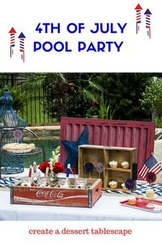 4th of July Pool Par