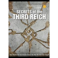 Secrets of the dead youtube third reich and their secrets
