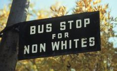Apartheid Racial bias and civil rights abuses in Chicago Apartheid, Civil Rights Movement, African Diaspora, Bus Stop, Street Signs, Writing Inspiration, Black History, South Africa, Justice Video