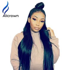 Hair Extensions & Wigs Hospitable Nyuwa Hair Lace Front Human Hair Wigs Pre Plucked Hairline With Baby Hair Body Wave Brazilian Remy Hair Glueless Lace Front Wigs