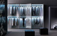 Slide door wardrobe by Milano Smart Living