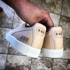 f5724470bfda  4 44  PUMA Clydes Made for Jay Z Jay Z