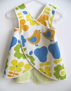 Sewing: Emma Dress - Reversible Pinafore for sale