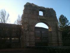 L'Arc de Diane - Cahors (ancien thermes de la ville)