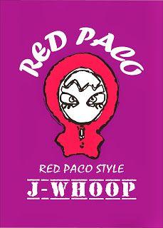 RED PACO FAMILY 紅帽客帕可家族三兄弟2014年1月初登場  J-WHOOP FASHION STYLE http://woo11133.blogspot.tw/