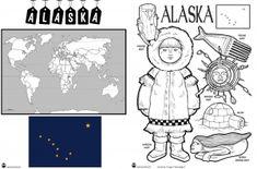 Projet tour du monde: l'Alaska. (lecture suivie, chant, musique, histoire des arts, dessin, rallye lecture, découvrir le monde).