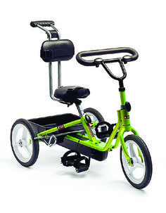 Rifton Tricycle - I want one of these for my son.